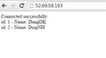 Docker_ValidMySQLServer