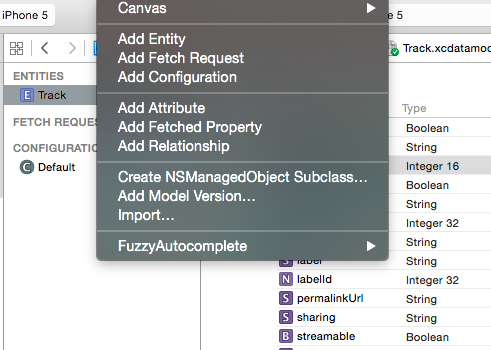 CoreData Syncing with Swift