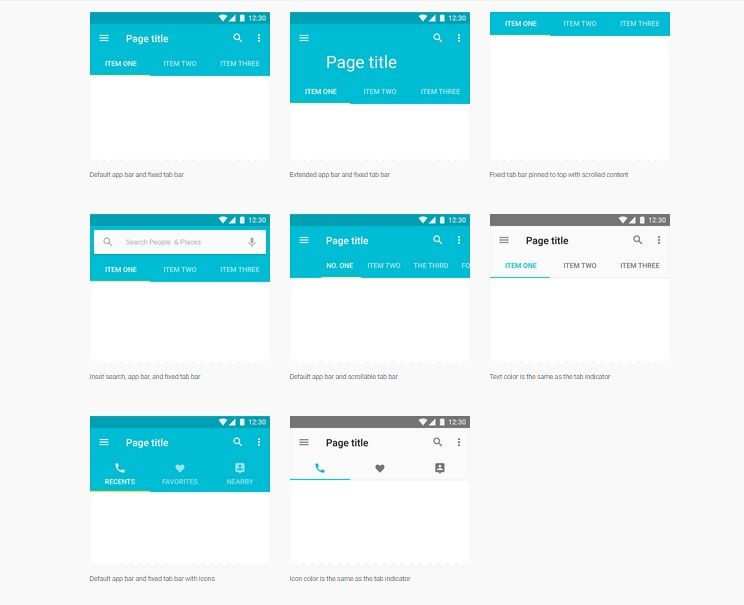 Material Design Support Library Tutorial – Part 2